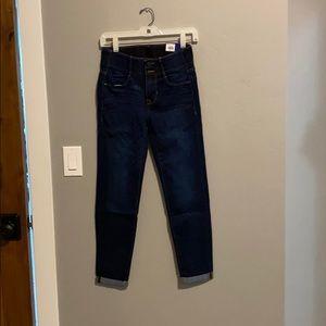 Apt. 9 Darkwash Blue Jeans
